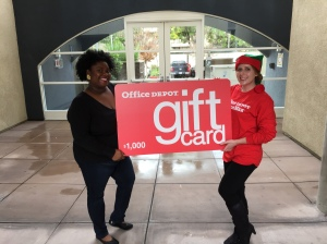 Office Depot/Office Max Elf Who Helps